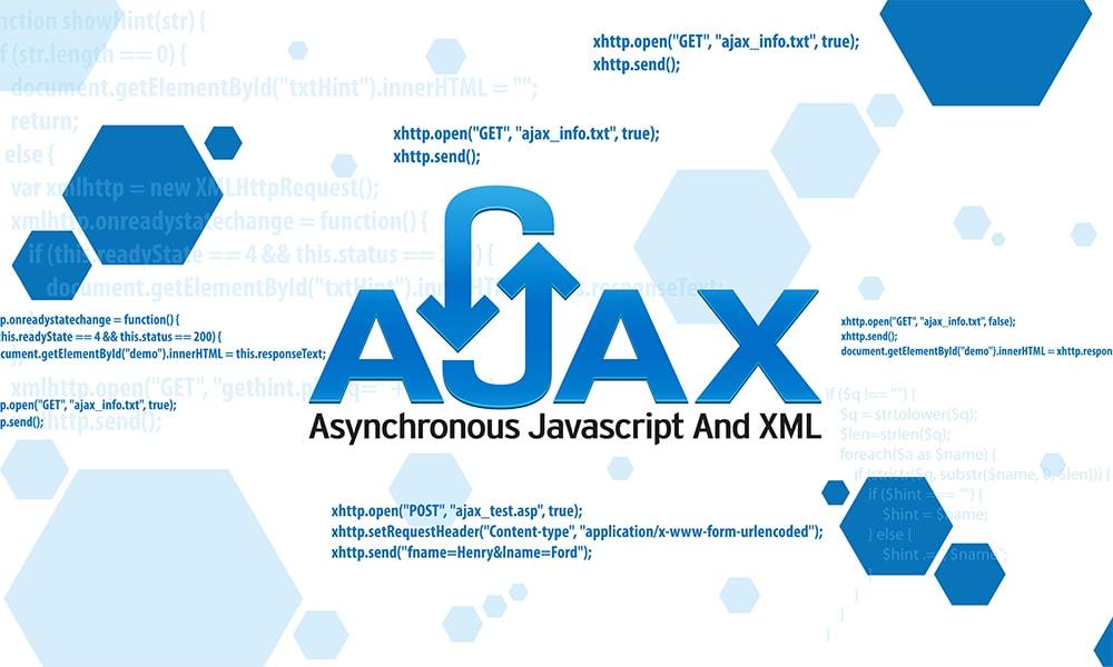 معرفی ajax
